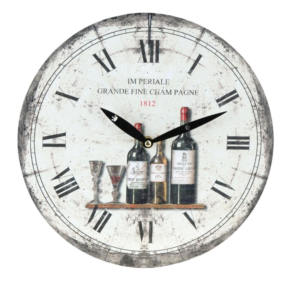 Reloj De Cocina Sharemedoc ~ Relojes Grandes De Pared Vintage
