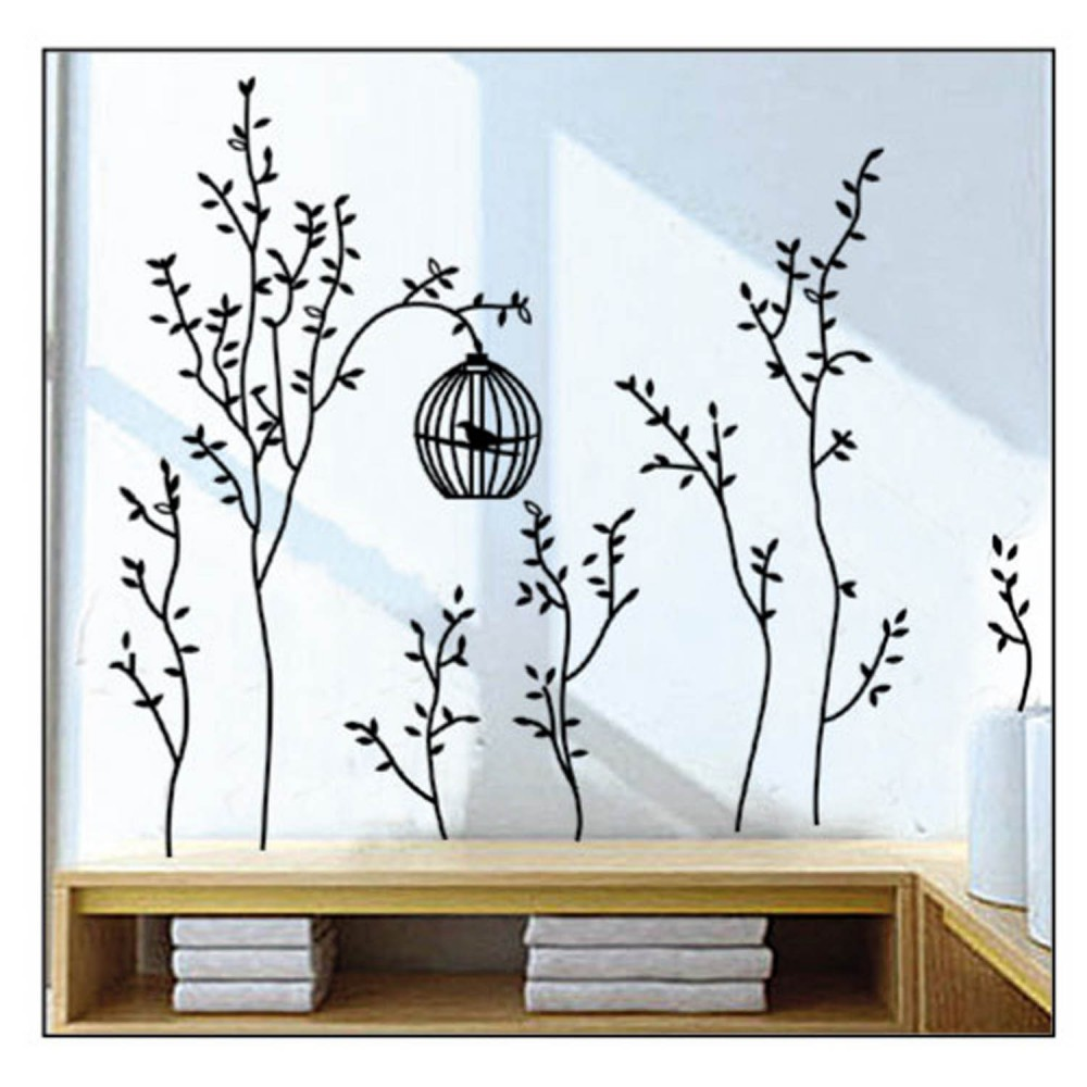 Adesivi da parete sticker murale muro carta decorazione - Adesivi da muro ikea ...