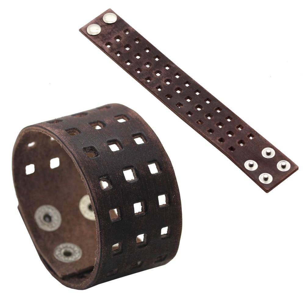 Black Surfer Wristband 16