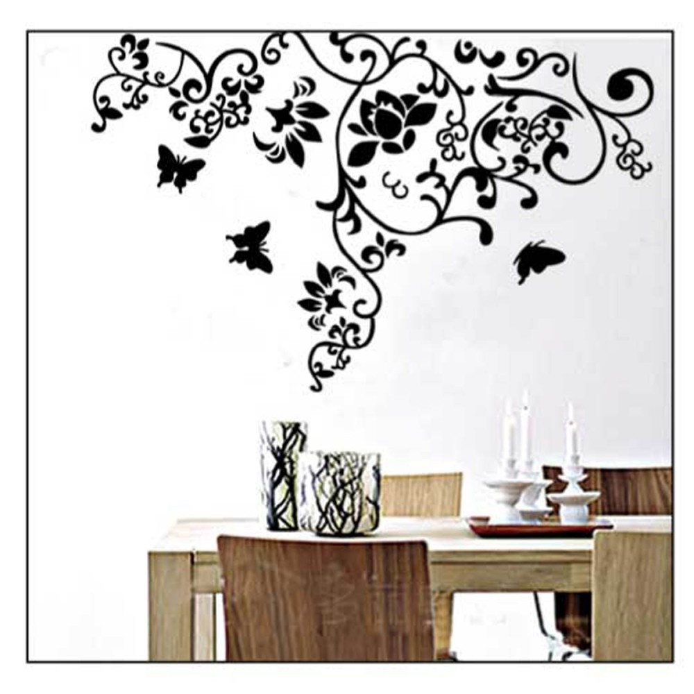 1 wandtattoo wandaufkleber wandbbild wandsticker. Black Bedroom Furniture Sets. Home Design Ideas